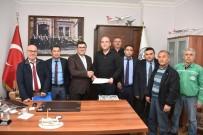 ENFLASYON ORANI - Milas Belediyesi'nde Toplu İş Sözleşmesi İmzalandı