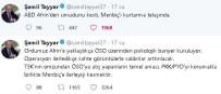 ŞAMİL TAYYAR - Milletvekili Tayyar Açıklaması 'ABD Afrin'den Umudunu Kesti, Menbiç'i Kurtarmanın Telaşında'