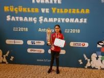 BEYİN GÜCÜ - Milli Satranç Sporcusu Türkiye Şampiyonu Oldu