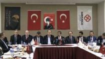 TÜRK MÜHENDİS - Oda Başkanlarından 'Zeytin Dalı Harekatı'na Destek