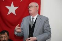 GARIBAN - Odunpazarı Belediye Başkanı Kurt'tan Afrin Açıklaması Açıklaması 'Bu Harekatı Doğru Bulmuyorum'