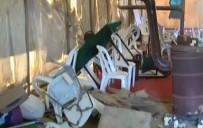 SARIYER - Ormanda kurulan kumar çadırına baskın