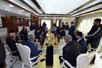 TÜRKİYE BİRİNCİSİ - Polat, Yeşilyurt Belediyespor'un Başarılı Sporcularını Ağırladı