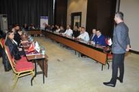 EĞİTİM TOPLANTISI - Samsun TSO Personeline 'Değişim Yönetimi' Eğitimi