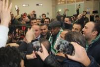 İMZA TÖRENİ - Samuel Eto'o'ya Konya'da Coşkulu Karşılama