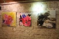 KAYALı - Sanat Çalıştayları Resim Seçkileri Sergisi Kuşadası'nda Açıldı