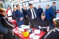 ŞEHITKAMIL BELEDIYESI - Şehitkamil Belediye Personelleri Kan Bağışında Bulundu