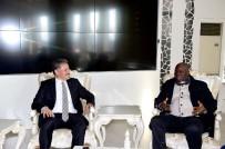 ÇEVRE SORUNLARI - Senegal'den Gelen Heyet Çevre Entegre Tesisinde İncelemelerde Bulundu