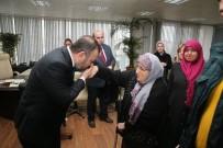 YENIKENT - Sincan Belediye Başkanı Ercan Halkla İç İçe