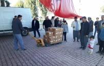 YÜKSEL ÜNAL - Tarsus'tan Mehmetçiğe Cezerye