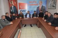 TAŞERON YASASI - Taşeron İşçiler CHP İl Başkanı Kiraz'dan Destek İstedi