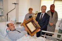 ŞEHİT AİLESİ - Tekirdağ'da 6 Şehit Yakını Ve 1 Gaziye Övünç Madalyası