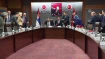 SERBEST TICARET ANLAŞMASı - Türkiye-Makedonya Serbest Ticaret Anlaşması Genişletildi
