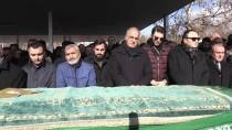 AKIF ÜSTÜNDAĞ - TVF Başkanı Üstündağ'ın Acı Günü