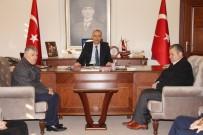 ÇANKIRI VALİSİ - Vali Aktaş Açıklaması 'Devletimiz Şehitlerine Ve Emanetlerine Her Zaman Sahip Çıkıyor'
