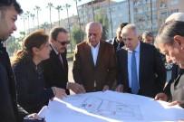 HATAY VALİSİ - Vali Ata 'Şehir Parkı' Projesini İnceledi