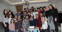 MESUT ÖZİL - Yusuf Yazıcı, Doğum Gününü Ailesi Ve Arkadaşlarıyla Kutladı