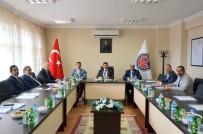 ALI ARSLANTAŞ - 2018 Yılında Erzincan Da Dengeli Bölgesel Kalkınma Misyonu