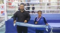 HÜSNÜ ÖZYEĞIN - Adıyamanlı Zeynep Türkiye Boks Şampiyonasında 3. Oldu