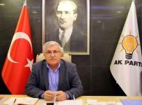 AHMET ERTÜRK - Ak Parti Aydın İl Başkanı Ertürk Görevinden İstifa Etti
