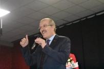 BAŞKANLIK SEÇİMİ - AK Parti Havran Danışma Meclisi'ne Zekai Kafaoğlu'da Katıldı