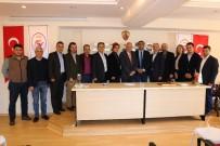 MEHMET ÇELIK - Alanya'da 'Yerinde Tanıtım' Konuşuldu