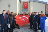 KADAYıF - Aşkale'den Afrin'deki Mehmetçiğe Kadayıf Dolması Gönderdiler