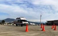 ARAÇ BAKIMI - Aydın'da Ambulans Sürüş Teknikleri Eğitimi Gerçekleştirildi