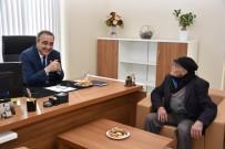 GÖKHAN KARAÇOBAN - Başkan Karaçoban Vatandaşın Gönlünde Taht Kuruyor