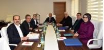 HASAN ANGı - Başkanlar Selçuklu'Da Yatırımları Değerlendirdi
