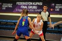 MERKEZ HAKEM KURULU - Basketbol Kadınlar Federasyon Kupası Finalleri Isparta'da Başladı