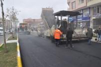 AHMET ARİF - Batman Belediyesi Asfalt Çalışmalarına Aralıksız Devam Ediyor