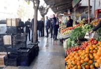 İŞPORTACI - Batman Belediyesi Kaldırım İşgaline İzin Vermiyor