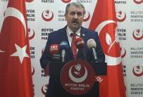 ÜNİTER DEVLET - BBP Genel Başkanı Destici Açıklaması 'Reyhanlı'da 52 Kişinin Ölümüne Yol Açan Bir Teröristi Soçi'ye Çağırdılar'