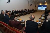 AHİ EVRAN KÜLLİYESİ - Belediye Başkanı Bahçeci; 'Halkın İstikametini Çizmediği Yöneticiler, Gemiyi Karaya Oturtmaya Mahkûmdur'