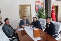 MEHMET KARAKAŞ - Bem-Bir-Sen'le Develi Belediyesi Arasında Sosyal Denge Sözleşmesi İmzalandı