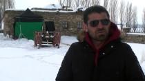 SINEMA FILMI - 'Beyaz Hüzün' Filminin Ekibi Bayburt'ta Çekim Yaptı