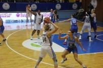 MERVE AYDIN - Bilyoner.Com Kadınlar Basketbol Süper Ligi Açıklaması Hatay BŞB Açıklaması 98 - KSC Szekszard Açıklaması 65