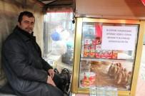 TEZKERE - Bir Günlük Kazancını Afrin'e Bağışladı