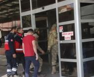 Çatışmada Yaralanan 1 Türk Askeri İle 4 ÖSO Askeri Kilis'e Getirildi