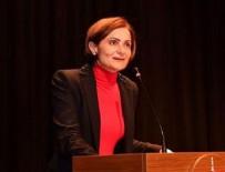 Canan Kaftancıoğlu - CHP'li Kaftancıoğlu kurultayda Kılıçdaroğlu'nu destekleyeceklerini açıkladı