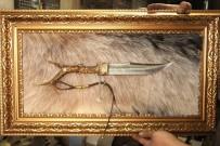AY YıLDıZ - Cumhurbaşkanı'na Özel Tasarım Sivas Bıçağı