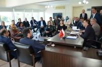AHMET ERTÜRK - Didim AK Parti'de 3. Temayül STK'larla Yapıldı
