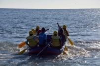 DÜNYA REKORU - Dünya Rafting Şampiyonu Antrenör, Muğlalı Sporcuları Çalıştırıyor