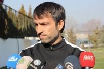 HALUK ULUSOY - Erginer Açıklaması 'Eskişehirspor Maçı 7 Puanlık Bir Maç'