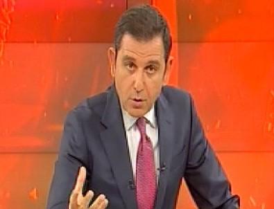 Fatih Portakal: Umarım ÖSO silahlarını bize çevirmez