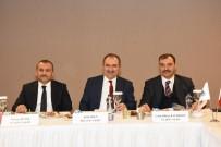 ALI KABAN - FKA Yönetim Kurulu Toplantısı Gerçekleştirildi