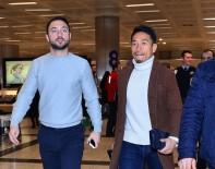 MILANO - Galatasaray Nagatomo'yu KAP'a Bildirdi