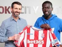 STOKE CITY - Galatasaray transferi açıkladı... Ndiaye Stoke City'de!