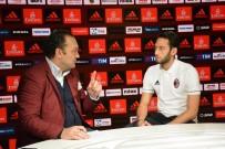 BUNDESLIGA - Hakan Çalhanoğlu Açıklaması 'Galatasaray Ve Fenerbahçe'den Teklif Almadım'